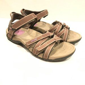 Teva Womens Size 8 4266 Tirra Strappy Sandals EUC